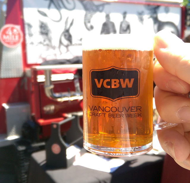 Canada's Craft Beer: Vancouver Craft Beer Week | Food Bloggers of Canada