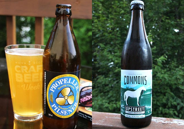 Canada's Craft Beer - A Look at Atlantic Pilsners | Food Bloggers of Canada