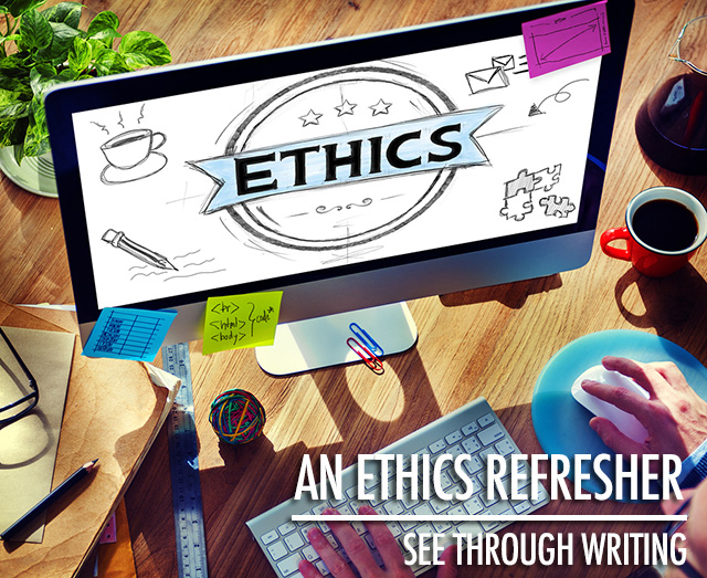 See Through Writing: An Ethics Refresher | Food Bloggers of Canada