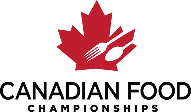 Canadian Food Championships Logo ONLY