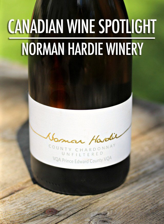 Canadian Wine Spotlight: Norman Hardie Winery | Food Bloggers of Canada