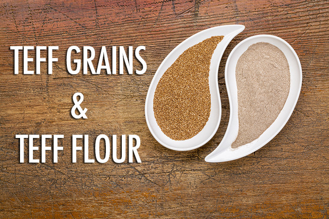 One Curious Ingredient: Teff | Food Bloggers of Canada