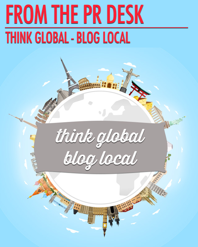Think Global, Blog Local | Food Bloggers of Canada
