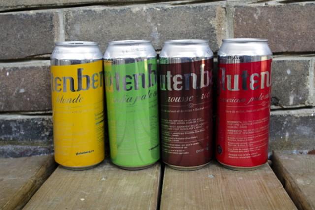Gutenberg Beer   Food Bloggers of Canada