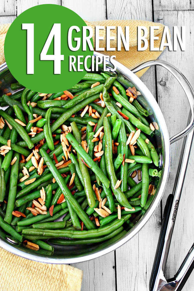 Go Green with 14 Green Bean Recipes | Food Bloggers of Canada