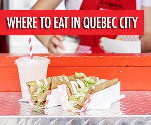 Where to Eat QC