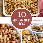 10 Stuffing Recipe Ideas | Food Bloggers of Canada