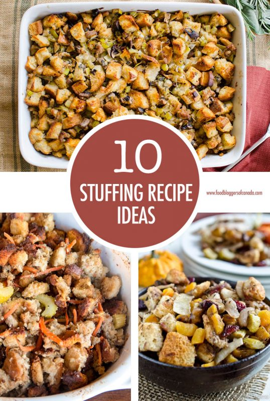 10 Stuffing Recipe Ideas | Food Bloggers of Canada