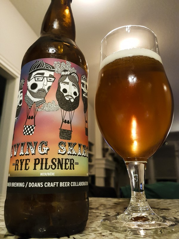 Canada's Craft Beer Western Edition: Rye So Serious?