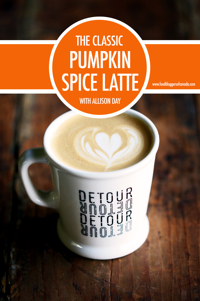 The Classic Pumpkin Spice Latte