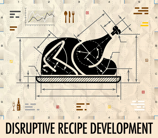 Recipe Development: Tips for Finding Radical New Recipe Inspiration