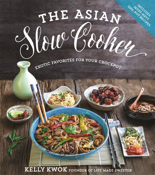 The Asian Slow Cooker by Kelly Kwok
