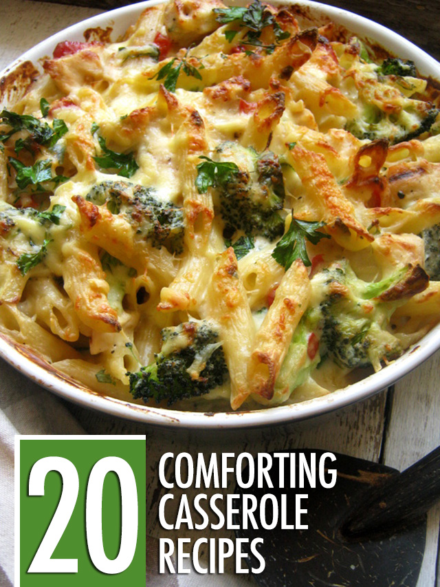 20 Casserole Recipes | Food Bloggers of Canada