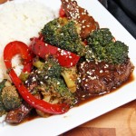 Beef With Broccoli Stir Fry | 365 Days of Easy Recipes