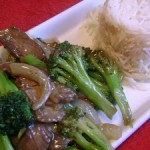 Beef and Broccoli Stir Fry | Jo & Sue