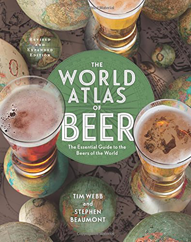 Canada's Craft Beer: The World Atlas of Beer | Food Bloggers of Canada