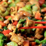 Asian Skillet Stir Fry | Noshing With the Nolands