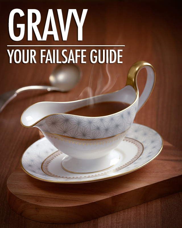 Kitchen Geekery: Your Foolproof Guide to Gravy | Food Bloggers of Canada