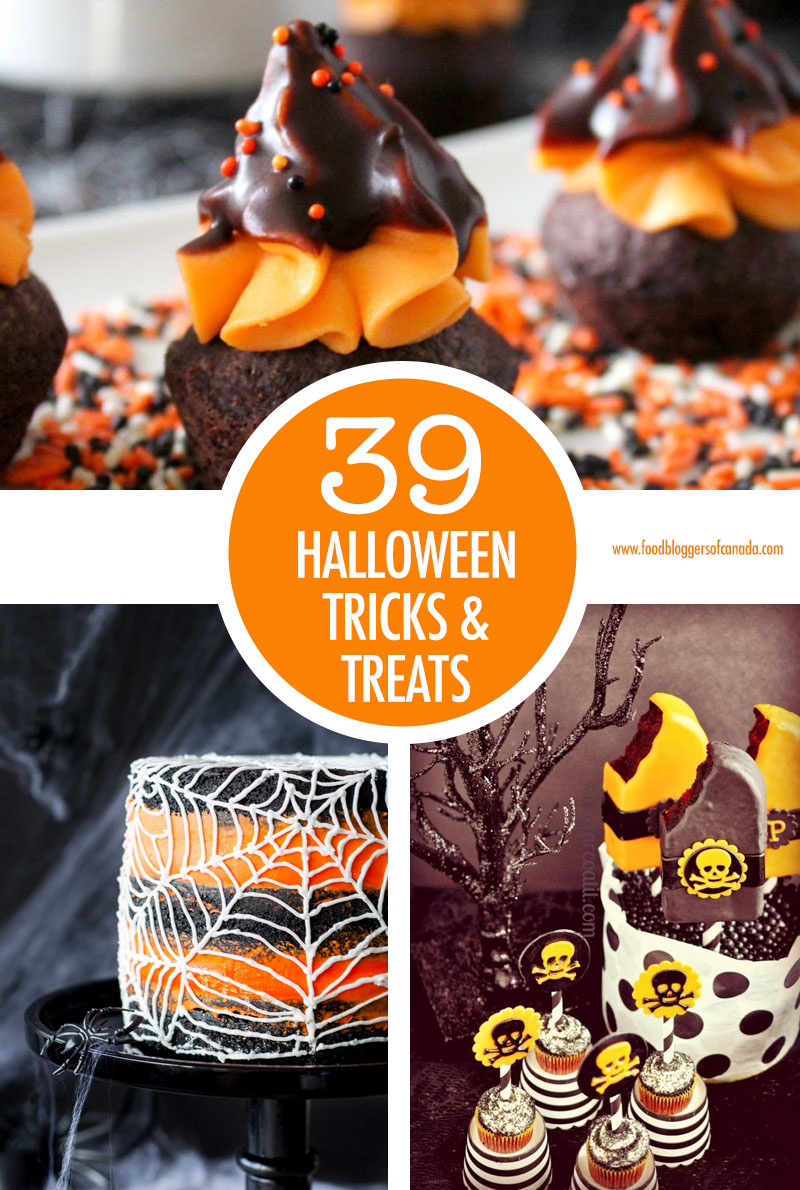 39 Halloween Tricks and Treats | Food Bloggers of Canada