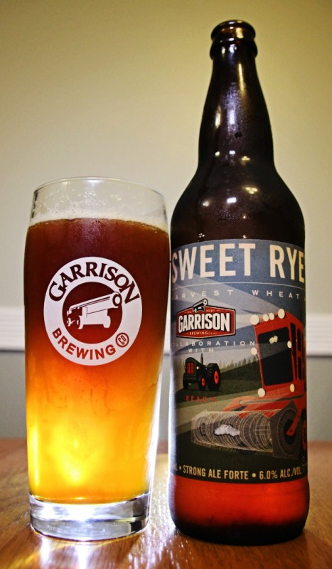 Rye in Harvest Beers | Food Bloggers of Canada