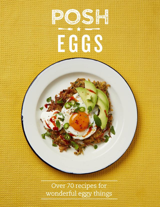 Cookbook Corner: Posh Eggs | Food Bloggers of Canada
