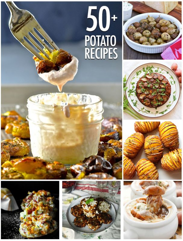 The FBC Ultimate Potato Recipe Collection
