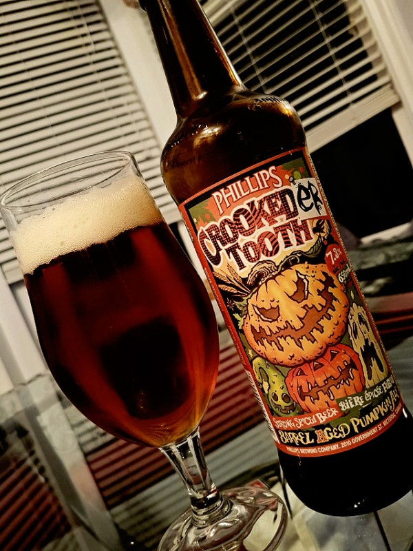 BC Craft Beer Pumpkin Ales | Food Bloggers of Canada