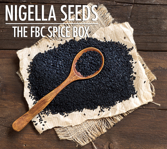 The Spice Box: Nigella Seeds | Food Bloggers of Canada