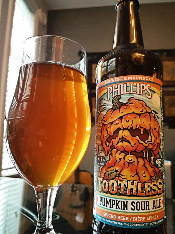 BC Craft Beer Pumpkin Ales   Food Bloggers of Canada