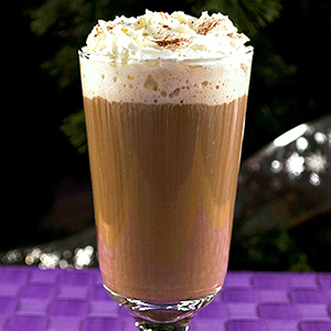 German Chocolate Cake Flavoured Dessert Coffee | In Search of Yummyness