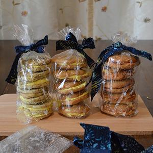 Ginger Maple Cream Cookies | Joybilee Farm