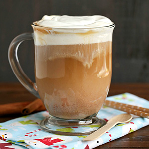 Gingerbread Latte | Simply Stacie