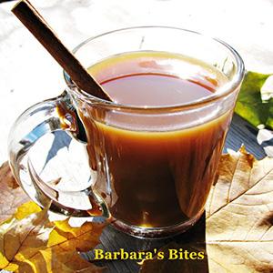 Spiced Warm Apple Juice | Barbara's Bites