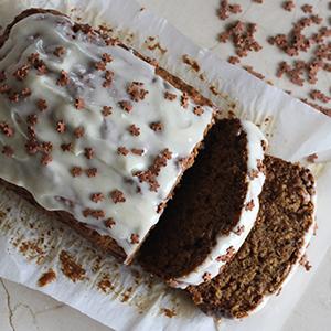 Gingerbread Loaf | Just Crumbs