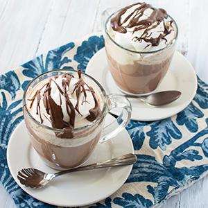 Kahula Nutella Hot Chocolate | Crumb Kitchen