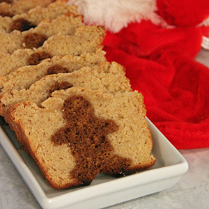Eggnog and Gingerbread Surprise | Jo and Sue