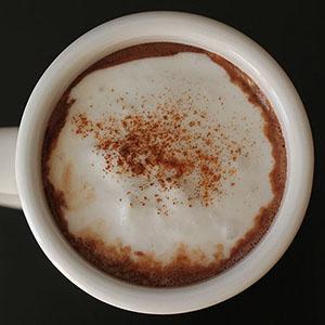 Decadent Vegan Hot Chocolate | Delightful Adventures