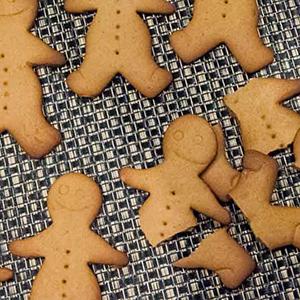 Gingerbread Men | The Finer Cookie