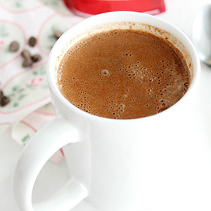 Rich and Creamy Hot Chocolate | Best of This Life