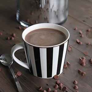 Skinny Soy Hot Cocoa | Euphoria Nutrition