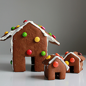 Gingerbread House | Oh Sweet Day