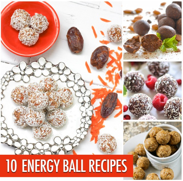 10 Energy Ball Recipes | Food Bloggers of Canada