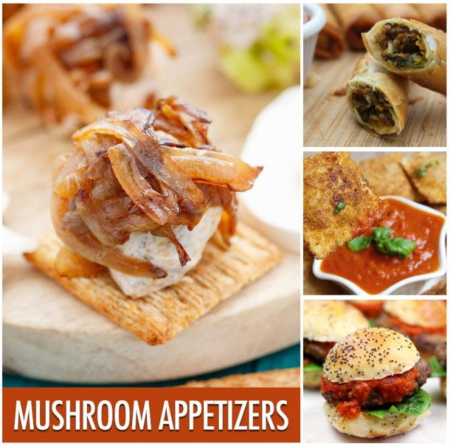 17 Mushroom Appetizer Ideas | Food Bloggers of Canada