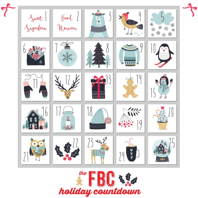 FBC Holiday Countdown: Food Nouveau| Food Bloggers of Canada