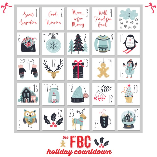FBC Holiday Countdown: Will Travel For Food | Food Bloggers of Canada