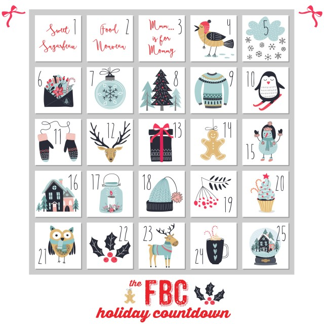 FBC Holiday Countdown: Mmm...is for Mommy | Food Bloggers of Canada