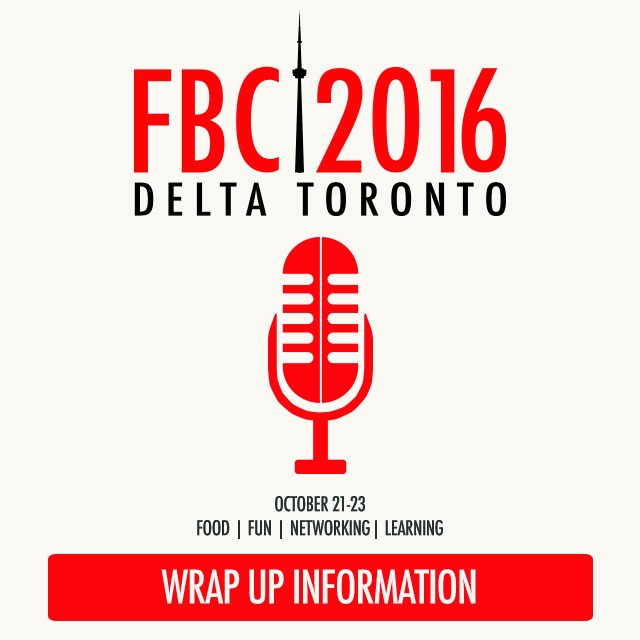 FBC2016 Wrap Up Post