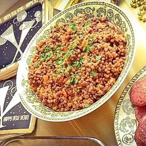 San Silvestro Salad | Fables and Focaccia