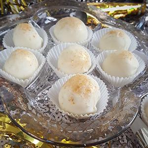 Champagne White Truffle Surprise | MDIVADOMESTICA