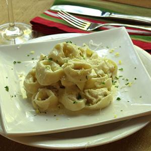 Claire's Tortellini Portofino | Outlander Kitchen